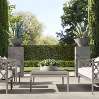 Restoration Hardware Patio Set New Restoration Hardware Creates A French Inspired Garden