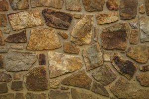 River Stone Wall Construction Elegant Choosing Rocks to Build Stone Walls