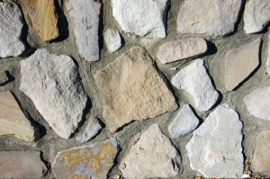 River Stone Wall Construction Unique How to Build Mortared Stone Walls