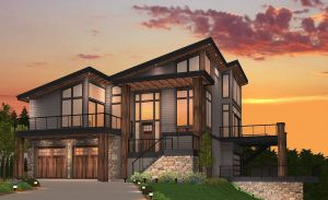 Roofing Designs Elegant Present Day Home Modern House Design In European