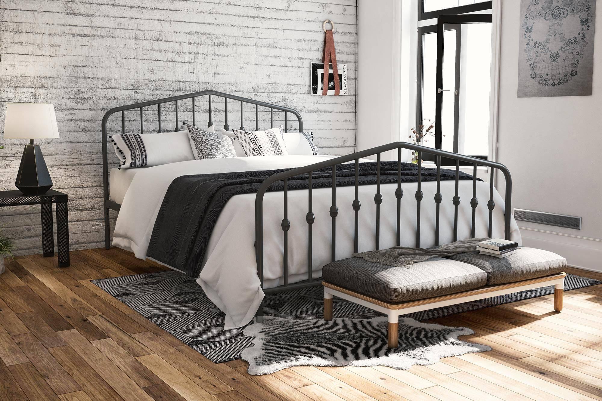 walmart bed