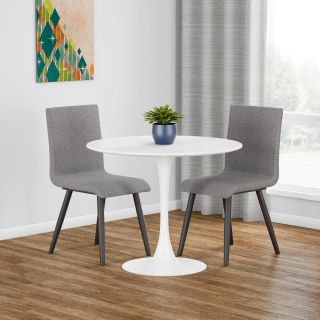 Saarinen Dining Unique Carson Carrington Eero Saarinen Style 36 Inch Tulip Dining