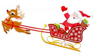 Santa Sleigh Yard Decoration Best Of A Little Christmas song