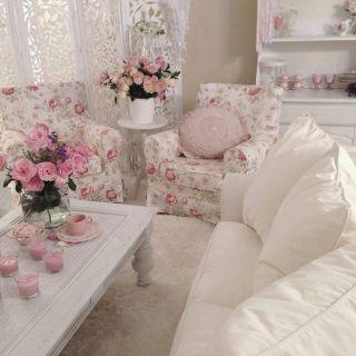 Shabby Chic Interior Design New Romantik Evim Romantic Shabby Chic Shabby Chic Kumau015flar