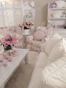 Shabby Chic Pink Paint Lovely Romantik Evim Romantic Shabby Chic Shabby Chic Kumau015flar