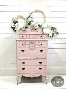 Shabby Chic Pink Paint Luxury Sweet Pickings Milk Paint Furnitureideas