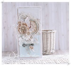Shabby Chic Website Design Unique Shabby Chic Card & Video Tutorial Lady E Design