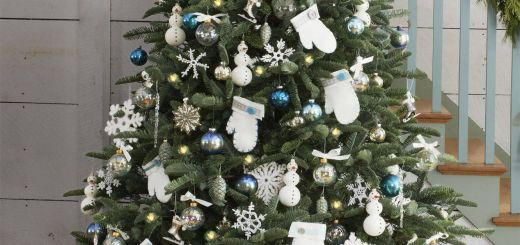 Silver Christmas Tree Decorations Elegant 50 Decorated Christmas Tree Ideas Of Christmas