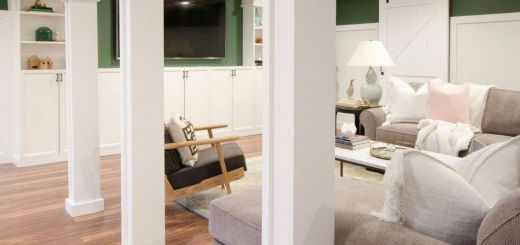 Simple Finished Basement Awesome Basement Redesign Basement Inspiration