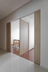Sliding Bedroom Doors Best Of 3 Way Sliding Door System for A Flexible Demarcation Of the
