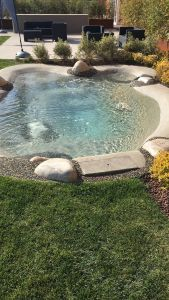 Small Backyard Designs with Pool Luxury Piscina Cristalina Pool In 2019