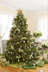 Small Decorated Christmas Trees Awesome Green Christmas Decorations Ideas for Lime Green Christmas