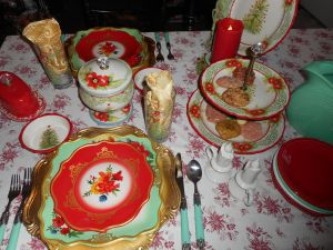 Small Decorative Christmas Plates New Pioneer Woman Christmas Dishes