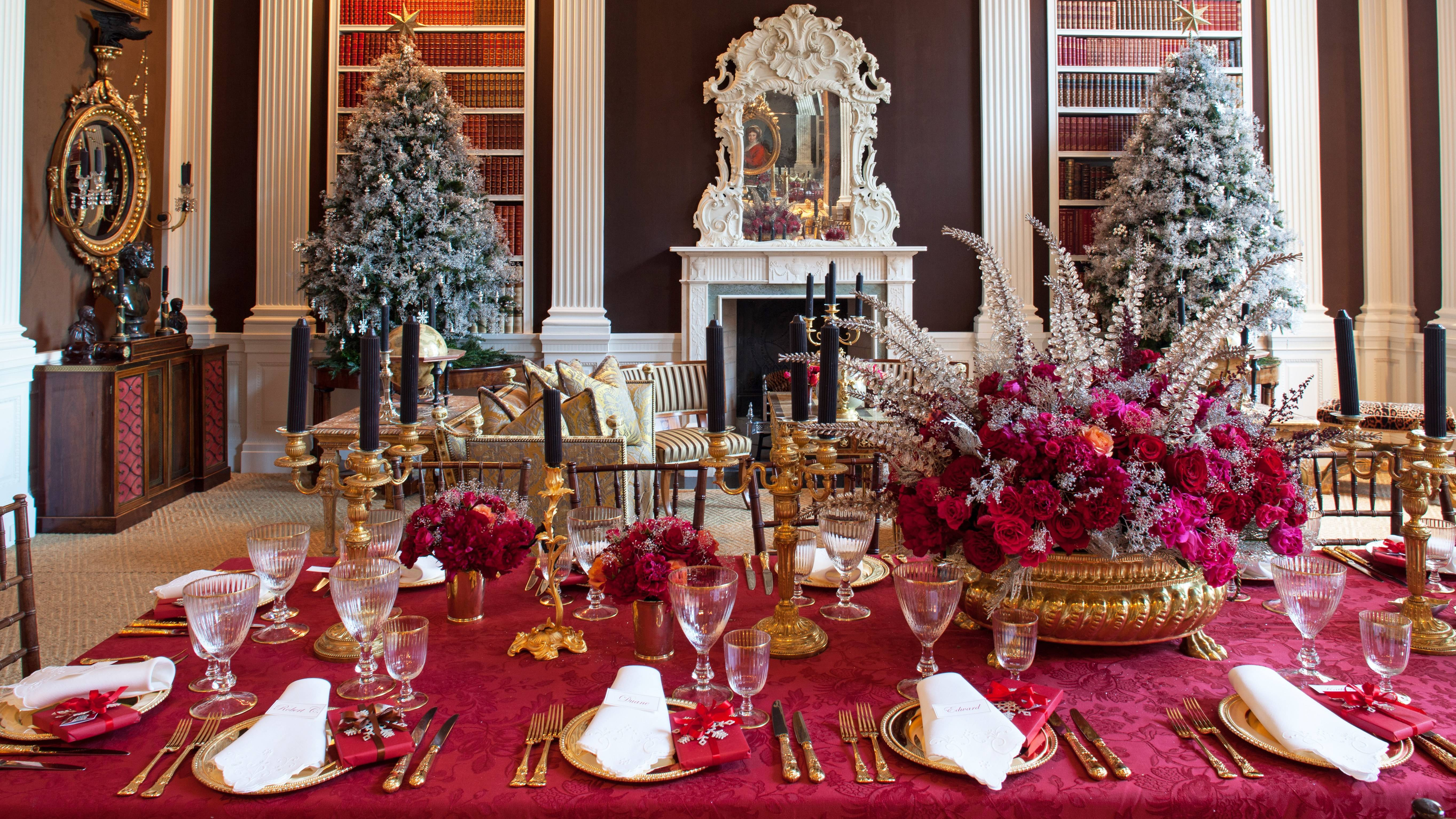 carolyne roehm holiday decorating tips01
