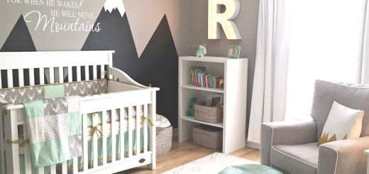 Small Nursery Ideas Inspirational 5 Trendy Nursery Designs