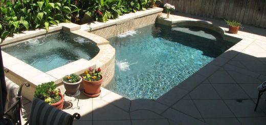 Small Yard Pool Awesome Small Pool Designs Small Backyards