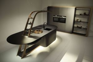 Snaidero Kitchens Design Lovely Snaidero Concept Aria Inspired by Nature Aims to Delivery