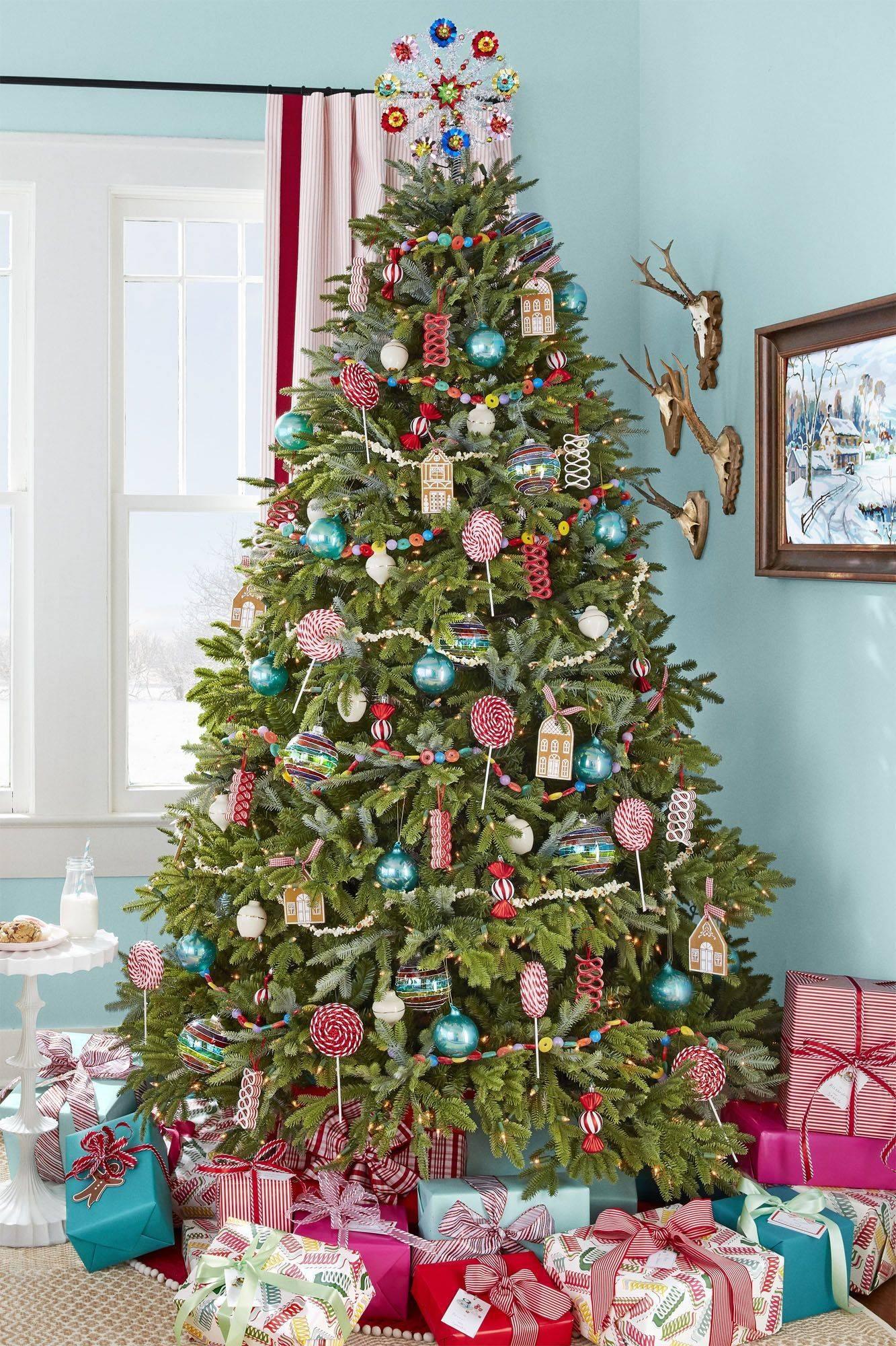 christmas tree ideas candy tree
