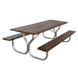 Stainless Steel Table Frame Inspirational Aluminum Picnic Table Frame Frame Only – Rosendale Picnic
