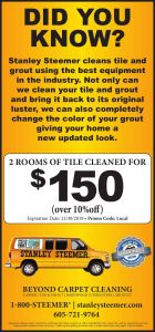 Stanley Steemer Gets Your Home Cleaner Awesome Stanley Steemer Ad From 2019 11 03