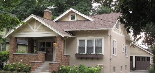 Stucco House with Metal Roof Lovely Gladstone Exterior Paint Colors