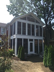 Sunroom at the Brick Beautiful the Perfect Balance Between Screen Porch and Sunroom – the