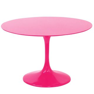 Table Saarinen Lovely Pink Tulip Saarinen Table