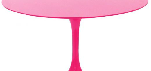 Table Saarinen Lovely Pink Tulip Saarinen Table