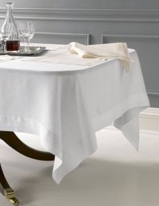 Tablecloths for Home Decor Beautiful Lucerne Table Linens by Matouk Products In 2019