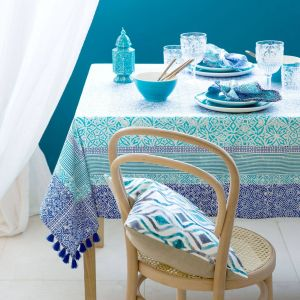 Tablecloths for Home Decor Unique Geometric Print Tablecloth and Napkin Tablecloths