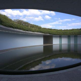Tadao ando Architect Elegant Tadao ando Benesse House Oval Naoshima Japan
