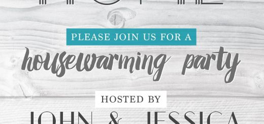 Tag Housewarming Party Game Printouts Room Memory Beautiful Housewarming Party Invitation Modern Rustic Minimalist