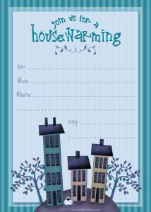 Tag Housewarming Party Game Printouts Room Memory Best Of Housewarming Invite Template