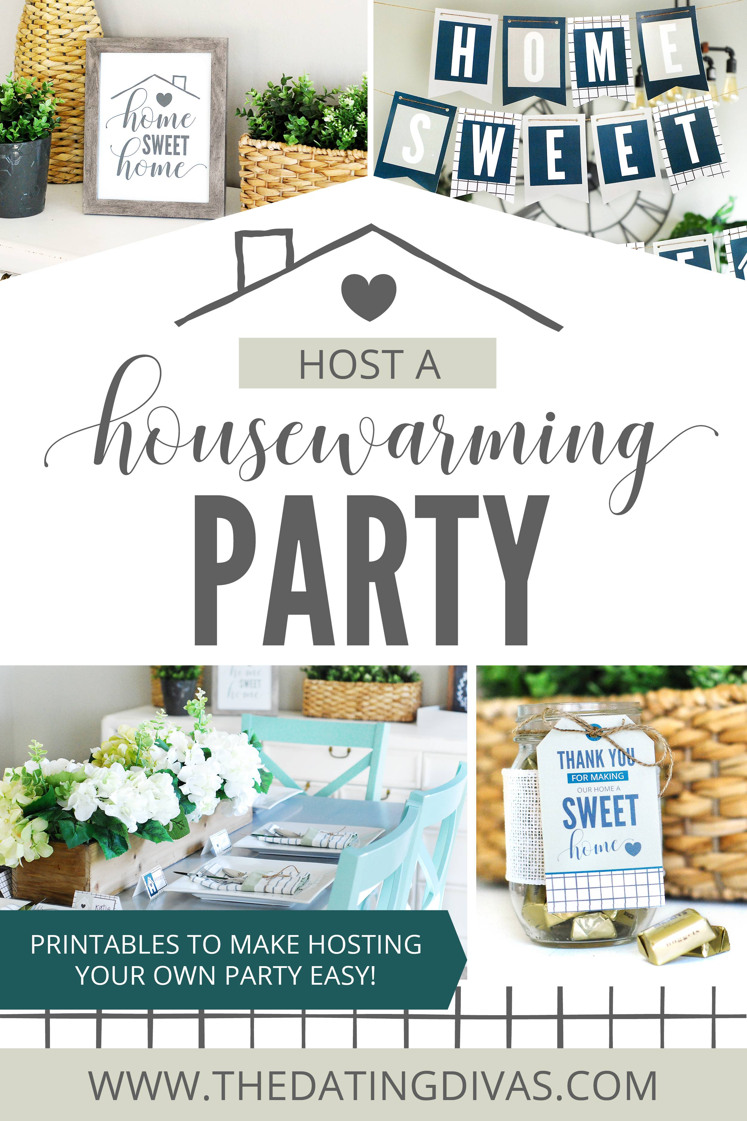 Host a Housewarming Party