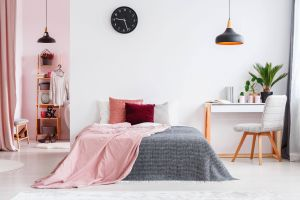 Teen Pink Color Bedroom Idea Awesome How to Decorate A Pink Bedroom