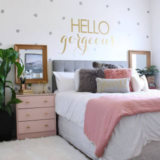 Teen Pink Color Bedroom Idea Awesome Pin On Classy Clutter Blog