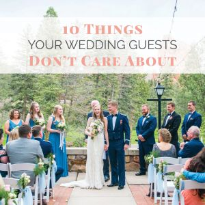 The Little Fluorishes Count with Your Kitchen too! Awesome 10 Things Your Wedding Guests Don T Care About – Wedding