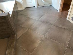 """Tile Flooring Ideas Fresh Eleganza 24x24 """"alive"""" Color Gray"""