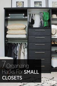 Tiny Closet Design Elegant 7 Small Closet organization Hacks that Every Fashion Girl