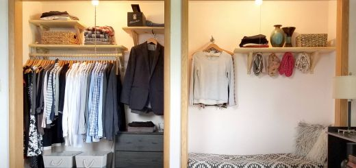 Tiny Closet Design Luxury before and after This Bedroom Closet now Has E Unexpected