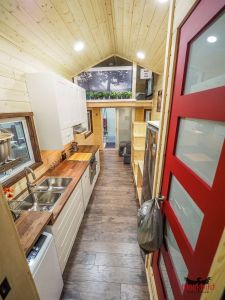 Tiny Houses On Wheels Best Of the Crow by Blackbird Tiny Homes Tiny Houses