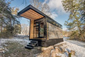 Tiny Houses On Wheels Lovely the Cornelia Tiny House is Breathtakingly Beautiful
