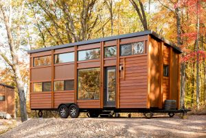 Tiny Houses On Wheels Luxury Features