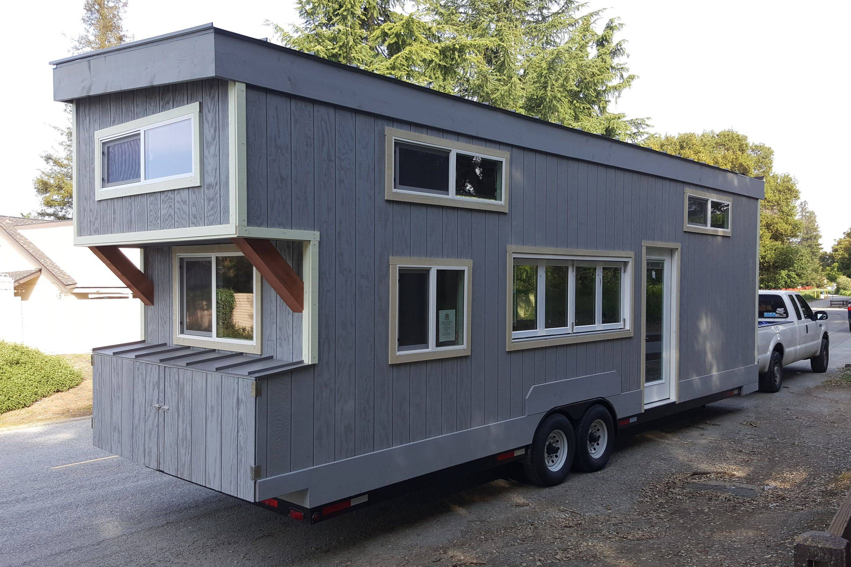Tiny House on Wheels Shell The Spruce 5925e6255f9b cd57