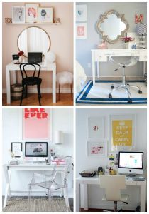 Tiny Office Space Beautiful Desk Vanity Bos Put It Next to the Bed and You Have A