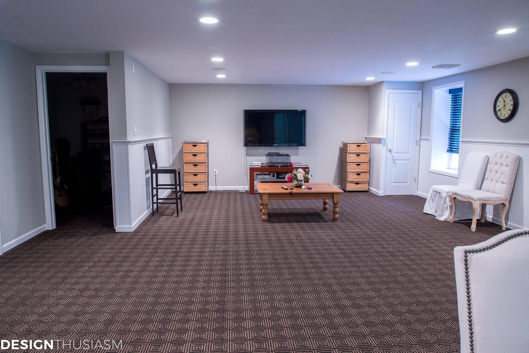 Finished basement ideas 16