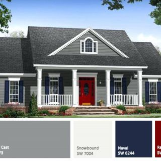 Two tone Paint Ideas Awesome Image Result for 2 tone Exterior House Colors