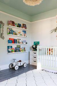 Two tone Room Paint Elegant A Woodland Nursery Reveal