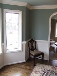 Two tone Room Paint New I Really Like This Paint Color but It Might Be too Dark for