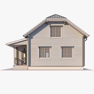 Vacation Home Design Ideas Lovely Log House 04 Log House
